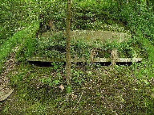 Остатки бункера.