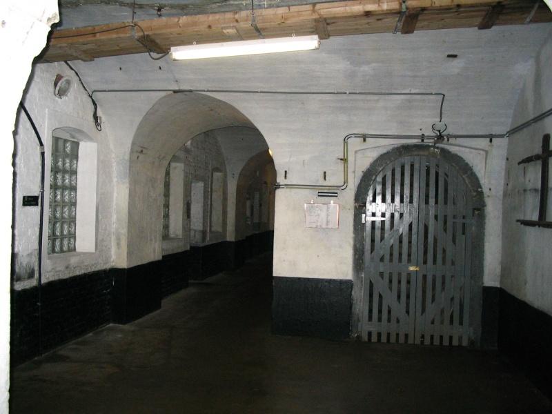 Галереи форта.