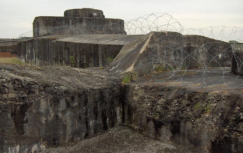 Внешний вид форта.
