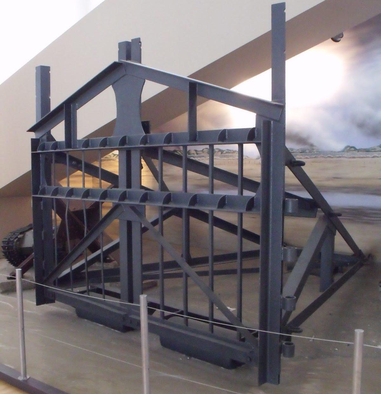 Элемент «Cointet» в Королевском музеи армии и военной истории Бельгии.