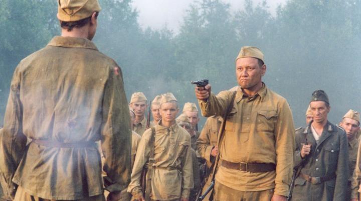 Кадры из фильма-фэнтези «Штрафбат»