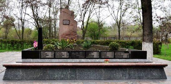 г. Тирасполь. Мемориал жертвам фашизма