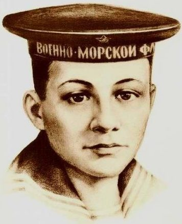 Володя Черинов. Художник Кудя Ефим
