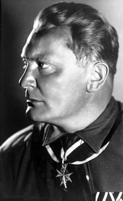 Герман Геринг. Фото 1944 г.