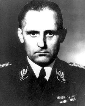 Генрих Мюллер. Фото 1942 г.