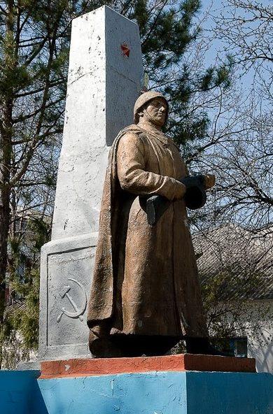 г. Оргеев. Памятник воинам, погибшим в годы войны
