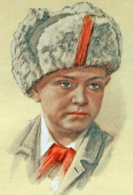 Леня Голиков