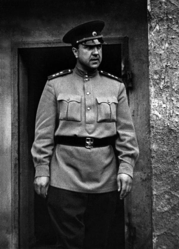 Начальник ГУКР СМЕРШ в годы войны