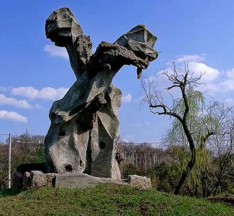 м. Кишинёв. Памятник «Жертвам фашизма»