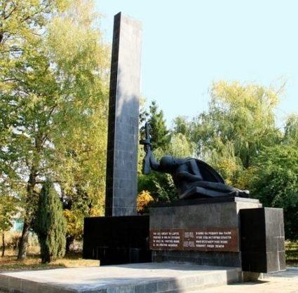 с. Костешть Рышканского р-на. Мемориал воинам, погибшим в годы Великой Отечественной войны