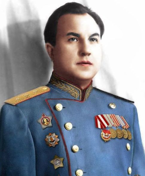 Министр МГБ СССР. 1950 г.