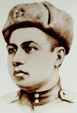 Саша Козак. Художник Кудя Ефим