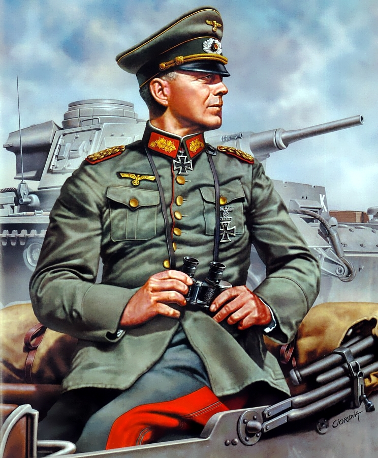 Ciordia Juan Carlos. Фельдмаршал Kleist.