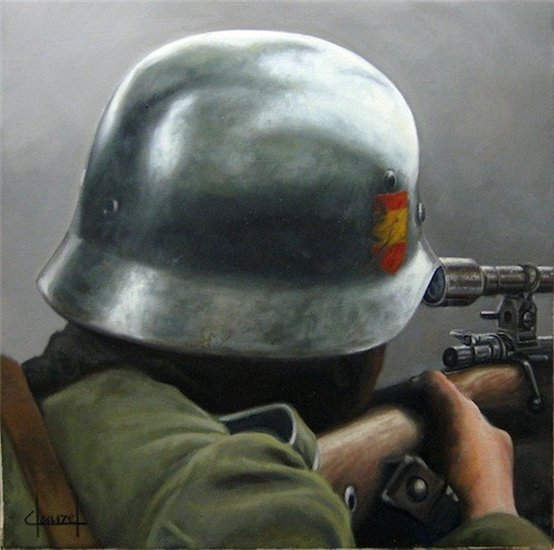 Clauzel José-Ferré. Снайпер.