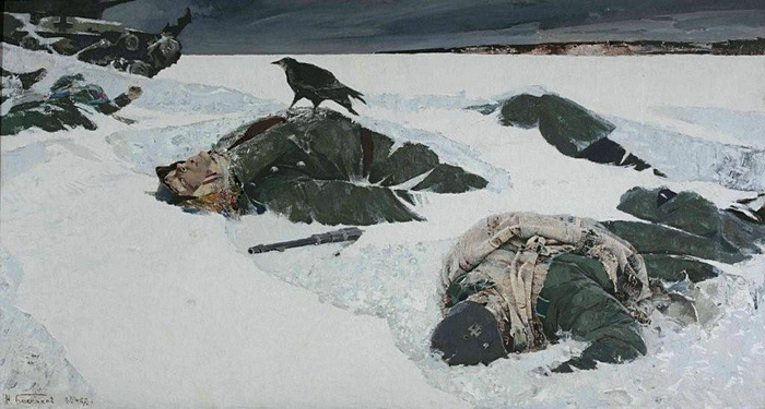 Баскаков Николай. На русской земле.
