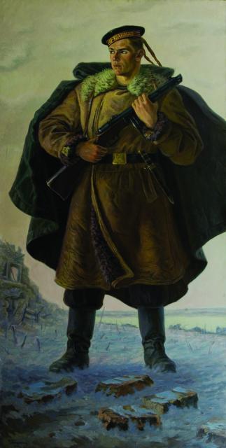 Богородский Федор. Сталинградец.