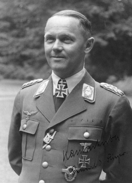 Йозеф Каммхубер (Josef Kammhuber).