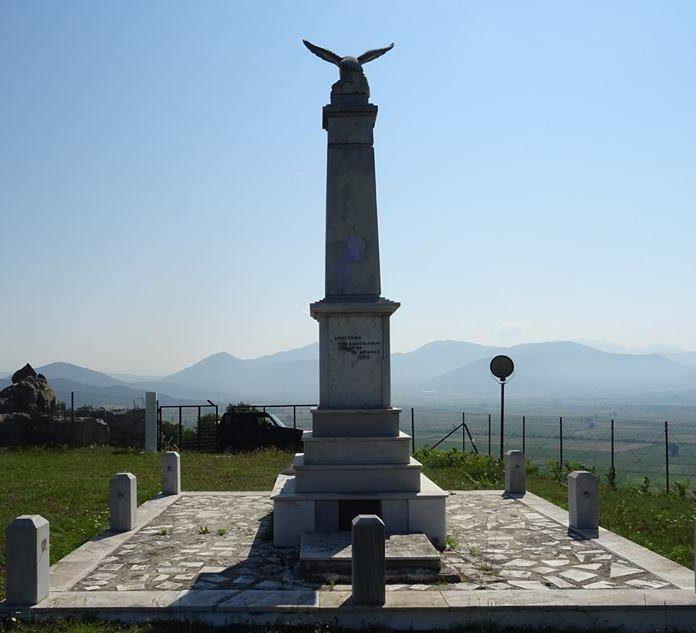 Памятник защитникам.