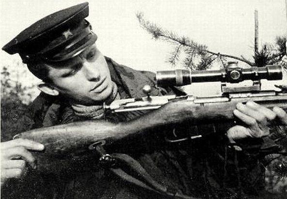 Титов Василий Александрович одержал 307 побед. Октябрь 1942 г.