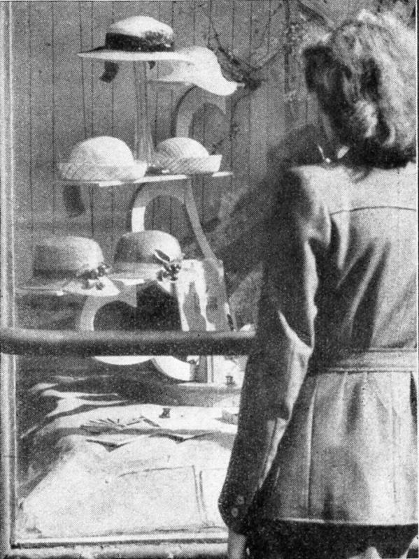 Магазин для фольксдойче. 1942 г.