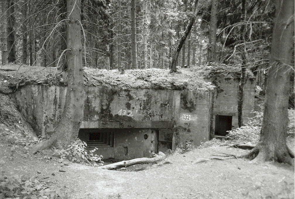 Бункер типа 10.