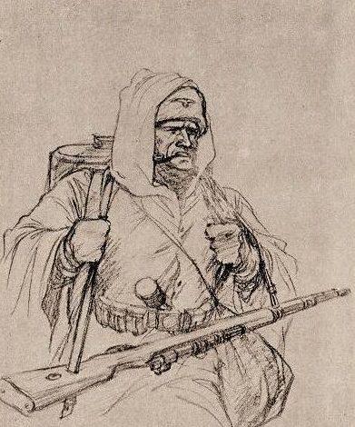 Eigener Ernst. Солдаты.