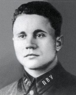 Иван Кудря во время службы в погранвойсках.