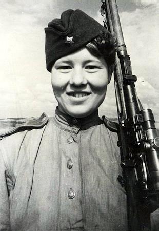 Галеня Мария Евстафьевна одержала 19 побед.