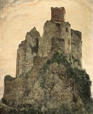 Bühler Hans. Руины.