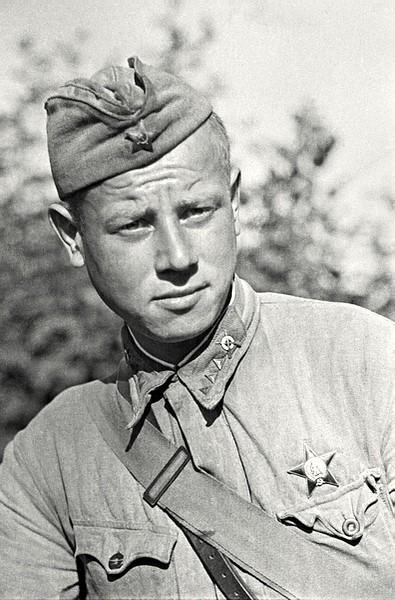 Турцев Николай Фёдорович одержал 175 побед. Северо-Западный фронт, 1942 г.
