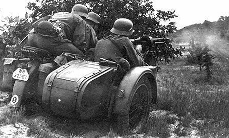 Вторжение в СССР. Июнь 1941 г.