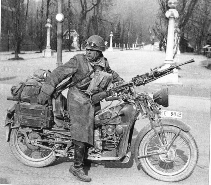 Околицы Ленинграда. 1941 г.