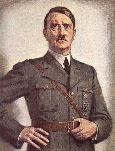 Courcelles О. Адольф Гитлер.