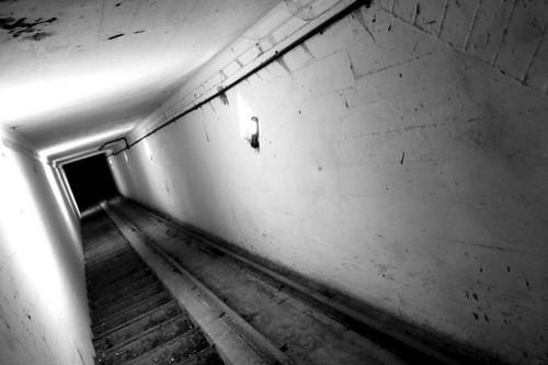 Спуск в подземелья.