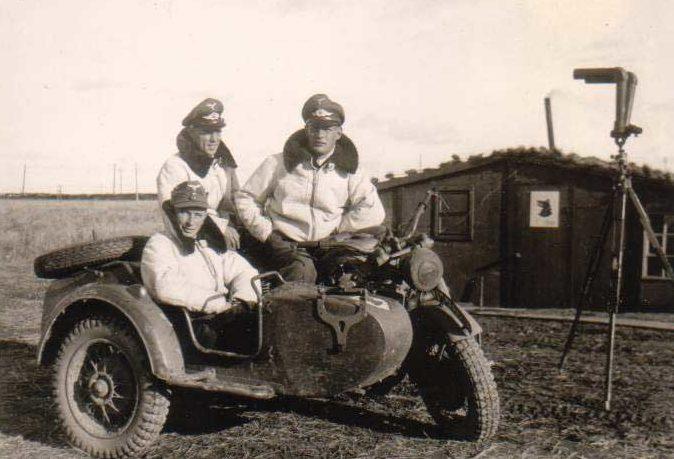 Норвегия. 1940 г.