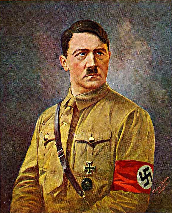 Dudde Franz. Адольф Гитлер.
