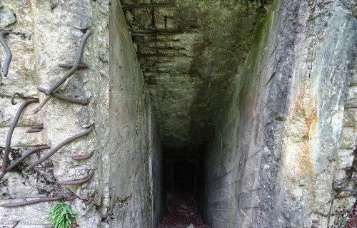 Вход в подземелья.