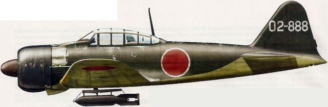 Dhorne Vincent. Истребитель A-6M2.