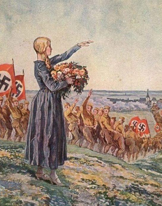 Reich Albert. Немецкая «весна».