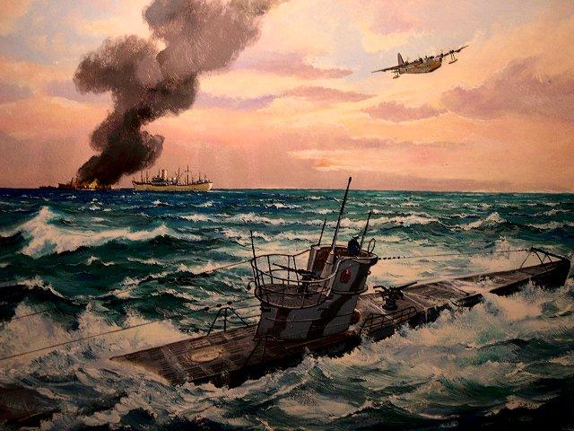 Guyot Michel. Подлодка U-82 серии VIIC