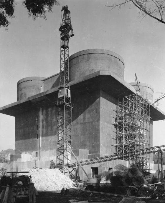 Строительство боевой башни 2-го поколения.