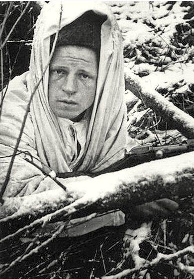 Гордеев И. В. Одержал 58 побед. Сталинградский фронт. Ноябрь 1942 г.