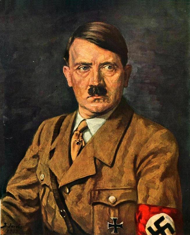 Jacobs Bruno. Адольф Гитлер.