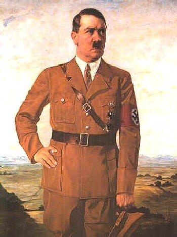 Knirr Heinrich. Адольф Гитлер.