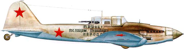 Dhorne Vincent. Штурмовик Ил-2м3.