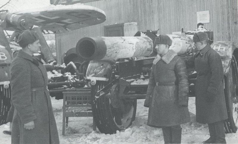 Выставка «Разгром немецких войск на подступах к Москве». Зима, 1942 г.