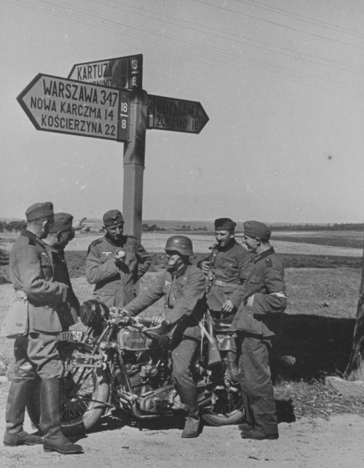 Северная Польша. 1939 г.
