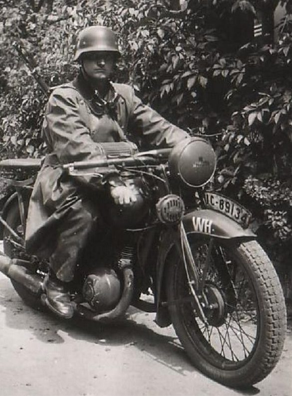 Курьер. Россия.1943 г.