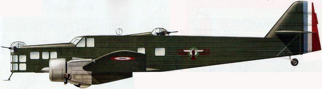 Dhorne Vincent. Ночной бомбардировщик Bloch MB.210.