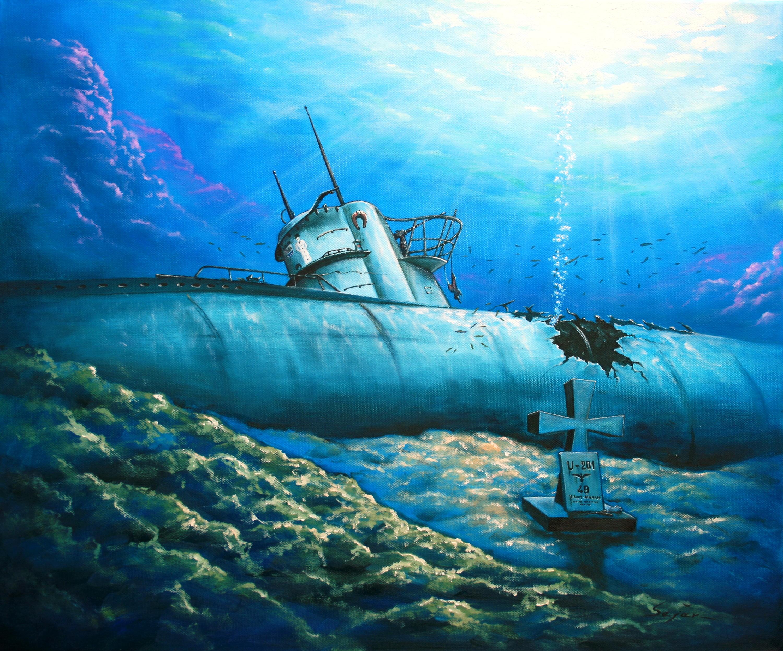 Бекиров Сеяр. Подлодка «U-20».